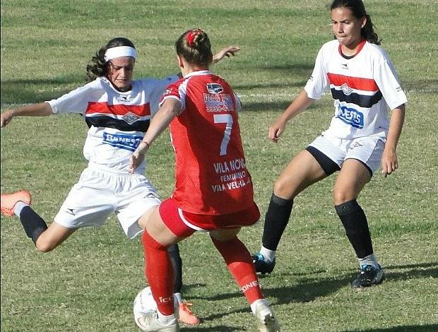 Vila Nova-ES x Comercial-ES (Foto: Divulgação/Vila Nova FC)