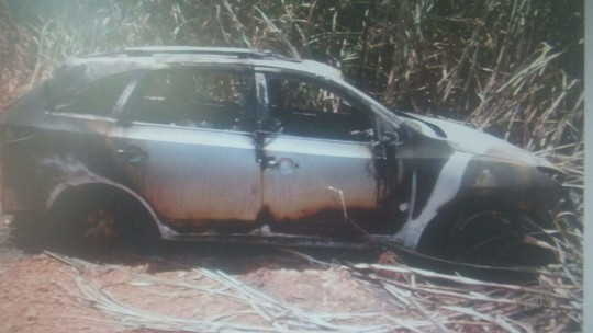Polícia encontra veículo blindado após ataque a carro-forte em Barrinha