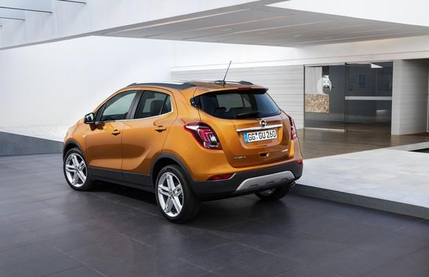 Opel Mokka X (Foto: Divulgação)