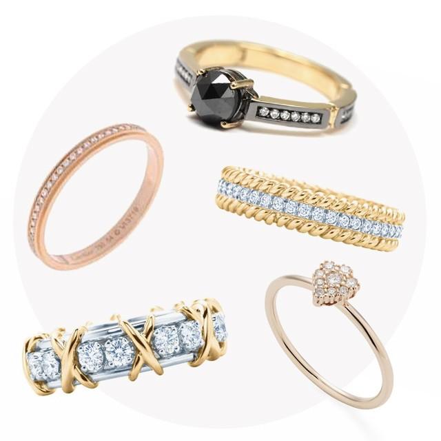 413f1f92784 Muito além do solitário  as novas tendências em anéis de noivado ...