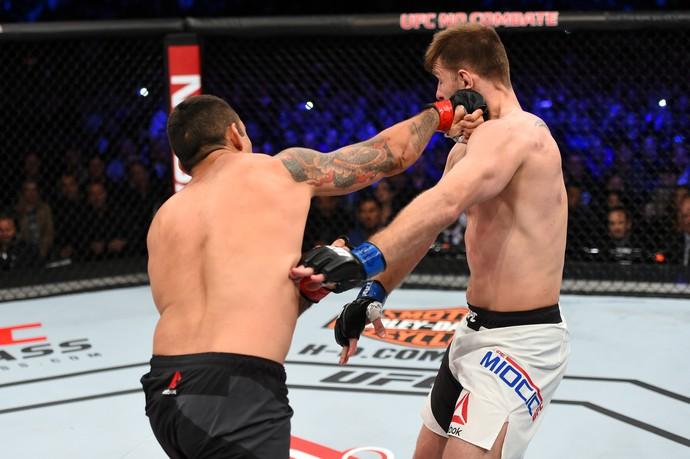 Fabricio Werdum x Stipe Miocic UFC 198 (Foto: Getty Images)