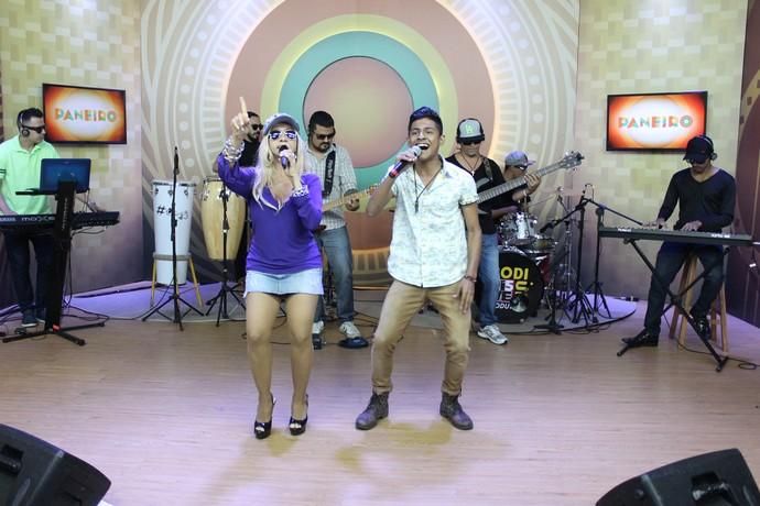 Banda Impakto e Daniel Trindade prometem agitar 'Paneiro' de sábado (4) (Foto: Katiúscia Monteiro/ Rede Amazônica)