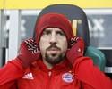 Ribéry sofre nova lesão após passar nove meses no departamento médico
