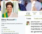 Dilma fala  em 'barbárie terrorista' (Reprodução/Twitter)