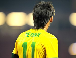 Neymar (Foto: Ag&#234;ncia AFP)