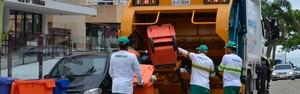 Coleta de resíduos em Florianópolis aumenta 10% neste verão