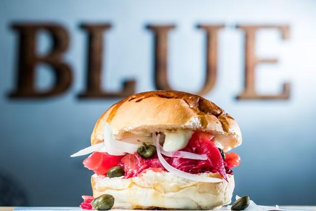 Blue Sandwich Market - Fotos Leo Feltran - 31/10/2016 (Foto: Lleo Feltran/Divulgação)