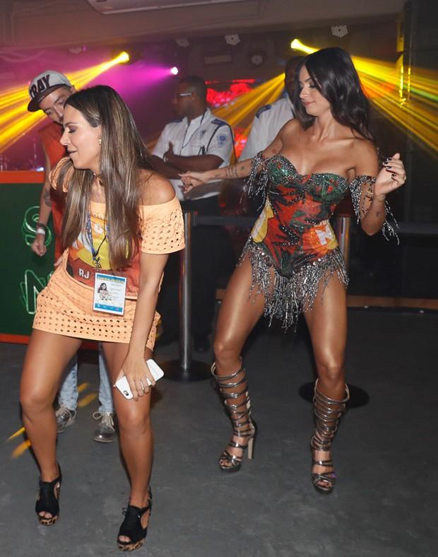 Thaila Ayala e Carol Sampaio (Foto: Divulgação)