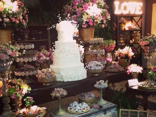 Expo Noivas Stands : G valinhos sp recebe feira de noivas com castelo