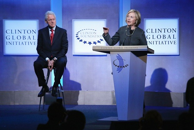 Bill e Hillary Clinton (Foto: Getty Images)