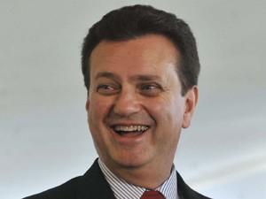 O prefeito de São Paulo e fundador do PSD, Gilberto Kassab (Foto: José Cruz/ABr)