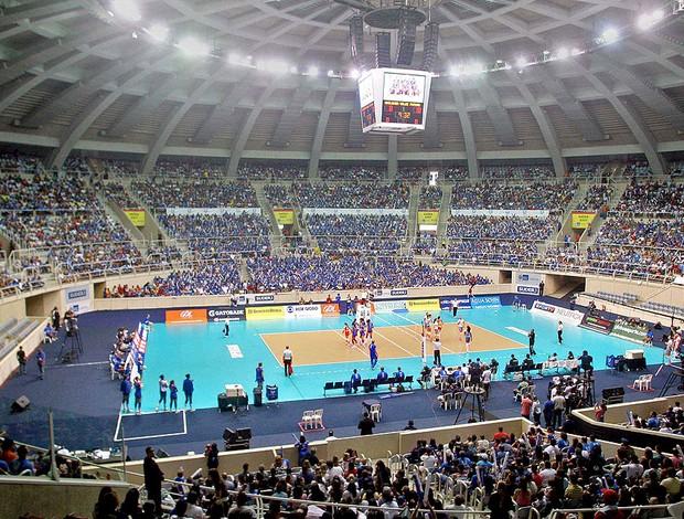 Superliga Maracanãzinho Rio de Janeiro Vôlei Futuro (Foto: Daniel Ramalho / adorofoto)