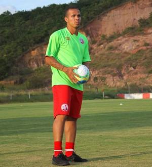 Ronny Náutico (Foto: Aldo Carneiro / Pernambuco Press)
