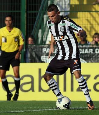 Léo Lisboa Figueirense (Foto: Cristiano Andujar/Getty Images)