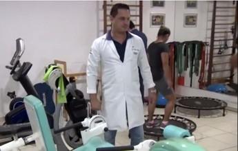 Fisioterapeuta de RO é convocado para trabalhar nos Jogos Olímpicos