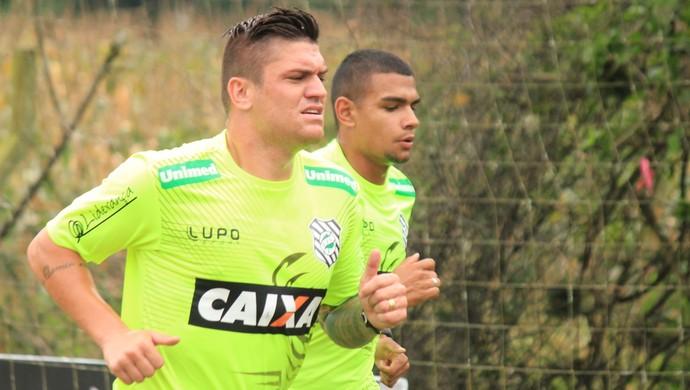 jucinei figueirense  (Foto: Luiz Henrique / FFC)