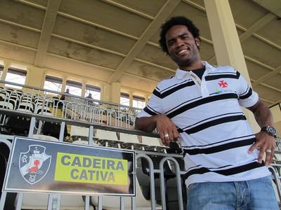 Carlos Alberto Vasco especial (Foto: Gustavo Rotstein)