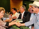 Dilma defende ações para amenizar efeito da seca para produtor rural