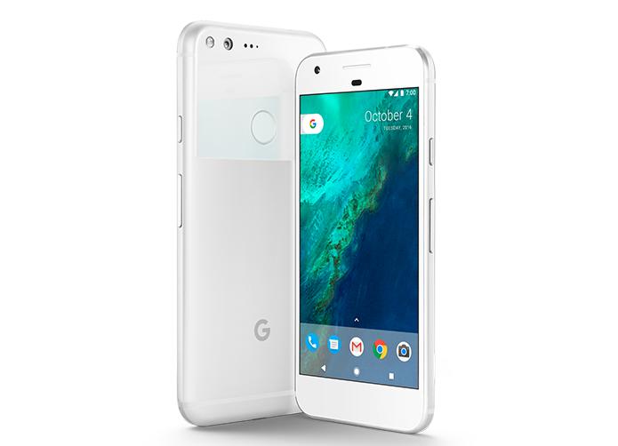 Google Pixel tem câmera traseira de 12,3 megapixels e frontal de 8 MP (Foto: Divulgação/Google)