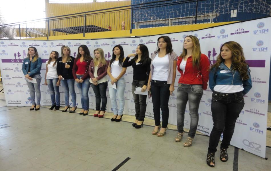 Concurso Garota Revista (Foto: Divulgação / OS2 Comunicação)