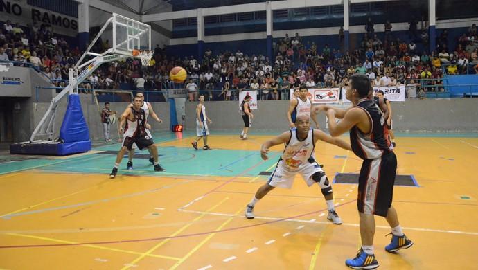 São José; Abap; basquete Amapá (Foto: Gabriel Penha/GE-AP)