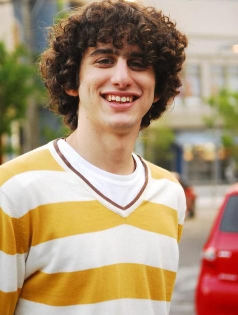 Bernardo como Bodão de 'Malhação' (2008) (Foto: TV Globo)