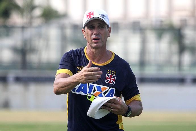 jorginho treino vasco (Foto: Paulo Fernandes / Vasco.com.br)