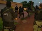 Polícia faz operação para combater quadrilha do tráfico em quatro estados