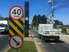 Lombadas eletrônicas entram em operação na rodovia Rio-Santos