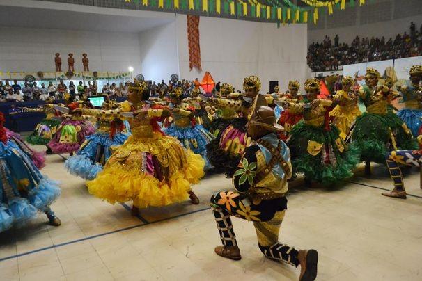 'Unidos em Asa Branca' com suas Marias (Foto: TV Sergipe \ Divulgação)