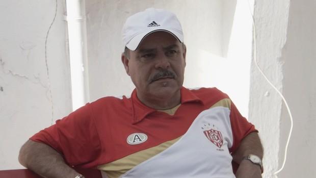Edson Machado, técnico do Noroeste (Foto: Alan Schneider)