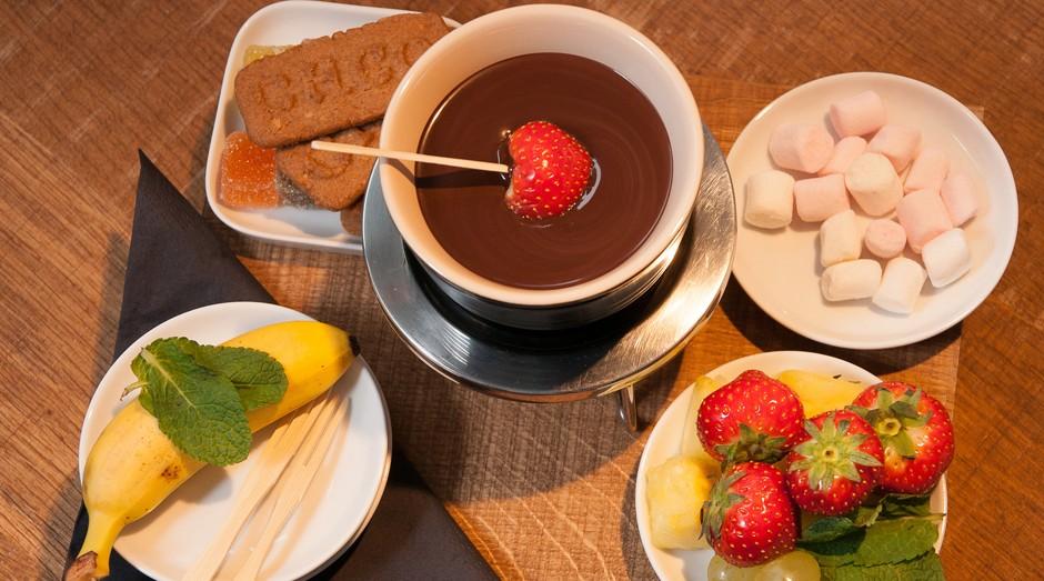 O fondue tem altas nas vendas durante o inverno (Foto: Flickr)
