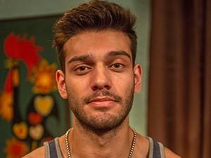 Lucas Lucco é Uodson na nova temporada de Malhação (Foto: João Cotta / TV Globo)