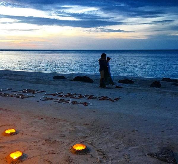 Marina Ruy Barbosa ficou noiva na Tailândia (Foto: Reprodução/Instagram)