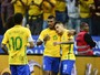 """Paulinho ressalta trabalho """"extra"""" e agradece a Felipão por grande fase"""