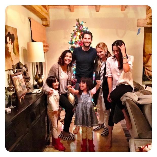 O modelo que Meghan tem em sua casa, nos EUA (Foto: reprodução/Instagram)