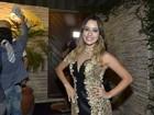 Leticia fala de encontro com Rodrigo, Marcelo e Junior: 'Que situação'