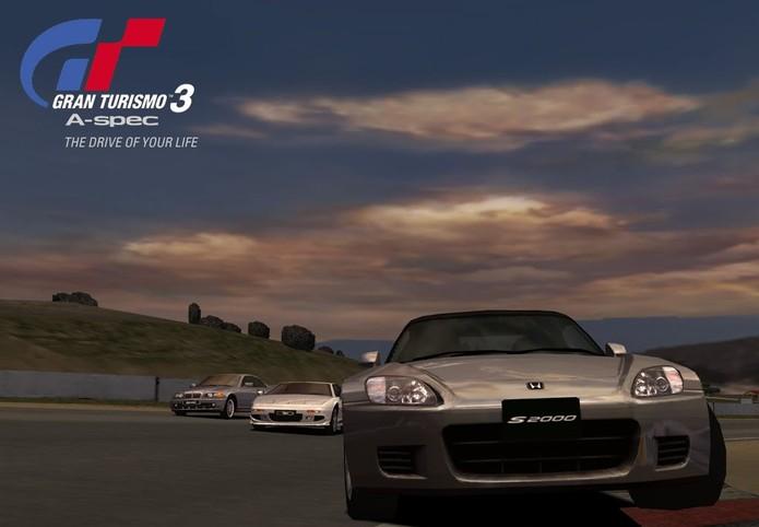 Gran Turismo 3 (Foto: Divulgação)
