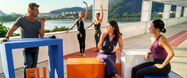 Programa Eu Atleta fala sobre oxigenação e Ballet Fitness (Igor Christ)