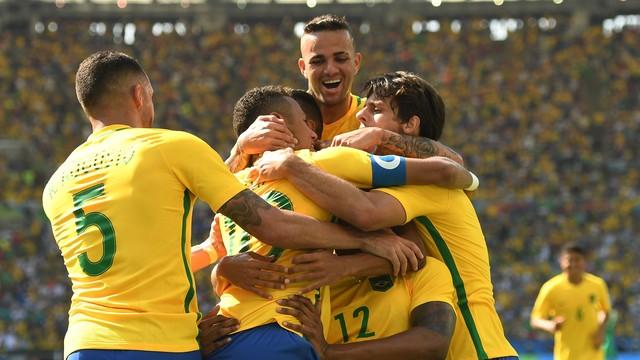 Final da Olimpíada Rio 2016