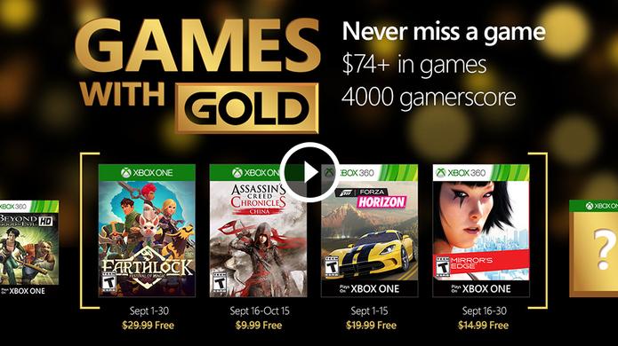 Mirrors Edge se junta aos jogos grátis da Games With Gold (Foto: Reprodução/Felipe Vinha)