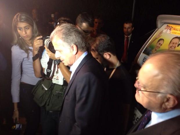 Múcio descreveu a viagem ao lado de Ana Arraes como dificílima (Foto: Vitor Tavares/G1)
