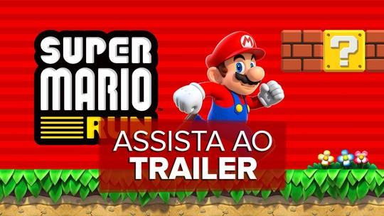 'Super Mario Run' para Android chega em 23 de março, diz Nintendo
