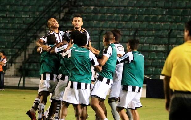 Figueirense x Plácio de Castro (Foto: Luiz Henrique/Figueirense FC)