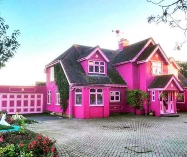A Casa da Barbie (Foto: Reprodução Airbnb)