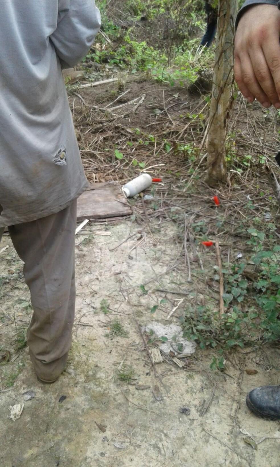 Área em que nove trabalhadores rurais foram assassinados. (Foto: Ciopaer/Divulgação)