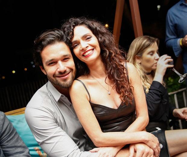 Sergio Marone e Claudia Ohana (Foto: Divulgação)
