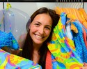Ex-nadadora Fabíola Molina assina coleção de moda praia do Rio 2016