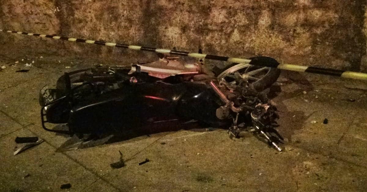 Jovem de 24 anos morre em acidente de moto em Teresópolis, no RJ - Globo.com