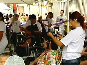 integração no bairro divinópolis (Foto: Reprodução/TV Integração)